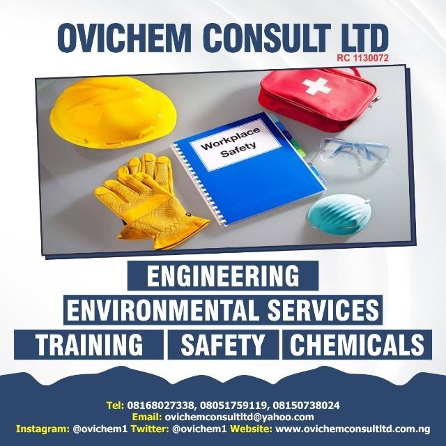 Ovichem Consult Limited