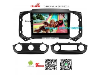 Isuzu D-max Dmax Car radio stereo carplay