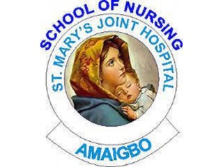 School of Nursing, Amaigbo ,Imo State 2021/2022 Session Admission Forms are on sales