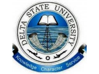 Delta State University Abraka 2021/2022 Session Admission forms are on sales