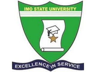 Imo State University, Owerri 2021/2022 Session Admission forms are on sales