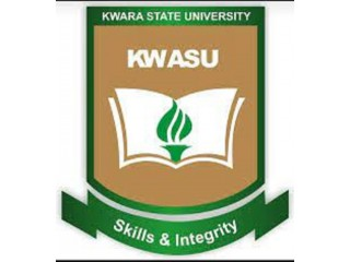 Kwara State University, Ilorin 2021/2022 Session Admission forms are on sales