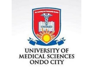 Ondo State University of Medical Sciences  2021/2022 Session Admission forms are on sales