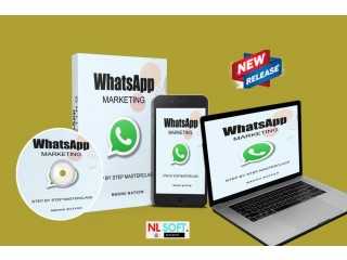 Get The Whatsapp Marketing Masterclass Kit for 2021