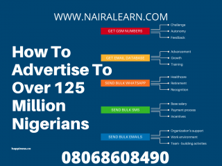 How To Advertise To Over 125 Million Nigerians