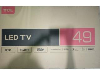 TCl 50inch led TV