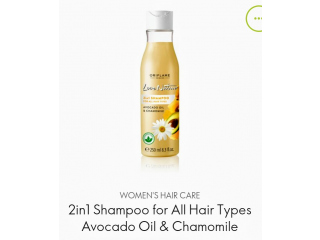2in1 shampoo & conditioner