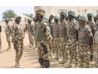 Developing Insecurity As The Army we are not recruiting repentant terrorists