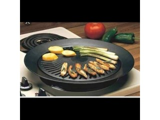 Grill or Steam with Ease with This Stove Top Grill (Call or Whatsapp - 08188413136)