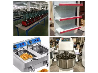 Get Your Gas Oven, Mixer, Snacks Warmer, Supermarket Shelves, Pure Water Machine and more (Call or Whatsapp - 09077774080)