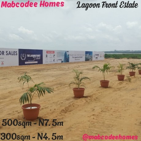 plots-of-land-for-sale-lagoon-front-estate-alaro-city-epe-call-or-whatsapp-08058317500-big-0