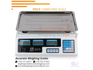 15kg price computing scale for commercial use on sale Wandegeya 0705577823