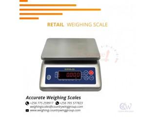 Registered shop for waterproof tabletop scales in store Rakai, Uganda+256 (0) 705 577 823, +256 (0) 775 259 917