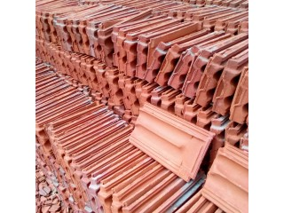 Mangalore type of roofing tiles