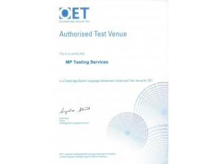 Have you thought of taking the OET exams? Take your OET EXAMS NOW and get a good job
