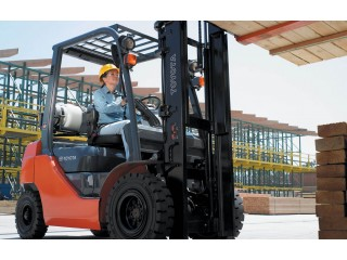 Forklift operators and code 10 drivers