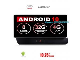 Audi Q5 radio navigation GPS android
